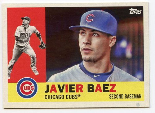 Photo of 2017 Topps Archives #45 Javier Baez