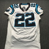 Panthers - Christian McCaffrey Signed Jersey Size 44