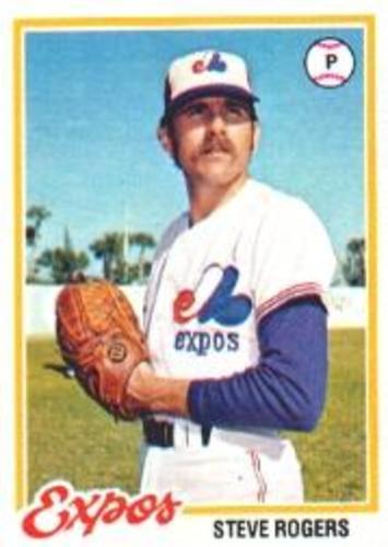 Photo of 1978 Topps #425 Steve Rogers DP