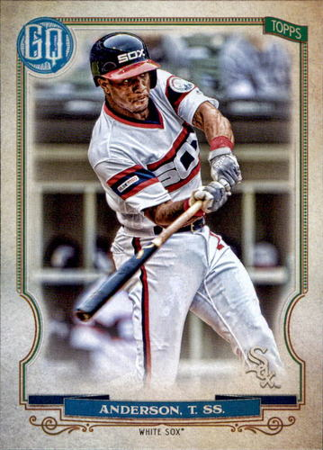 Photo of 2020 Topps Gypsy Queen #134 Tim Anderson