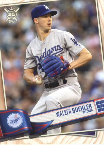 Photo of 2019 Topps Big League #298 Walker Buehler