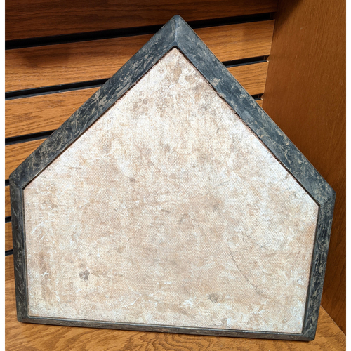 Photo of August 9, 2016 Red Sox vs. Yankees Game Used Home Plate
