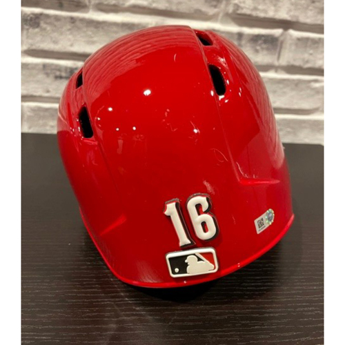 Photo of Team-Issued Helmet -- Right Ear Flap -- Size 7