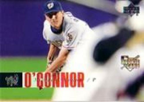Photo of 2006 Upper Deck #972 Michael O'Connor RC