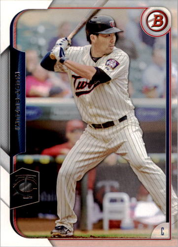 Photo of 2015 Bowman #85 Kurt Suzuki