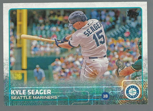 Photo of 2015 Topps #332 Kyle Seager