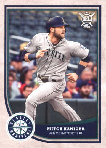 Photo of 2018 Topps Big League #54 Mitch Haniger