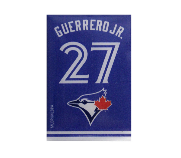 Toronto Blue Jays Guerrero Jr Magnet by Aminco