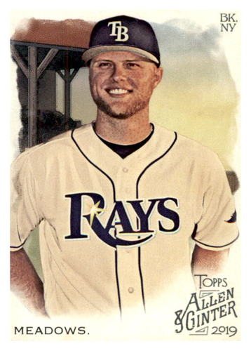 Photo of 2019 Topps Allen and Ginter #363 Austin Meadows SP