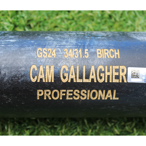 Photo of Game-Used Broken Bat: Cam Gallagher 27th Career Hit (5/28/19 - CWS @ KC)