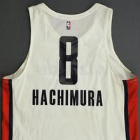 Rui Hachimura - Washington Wizards - 2019 NBA Summer League - Game-Worn Jersey