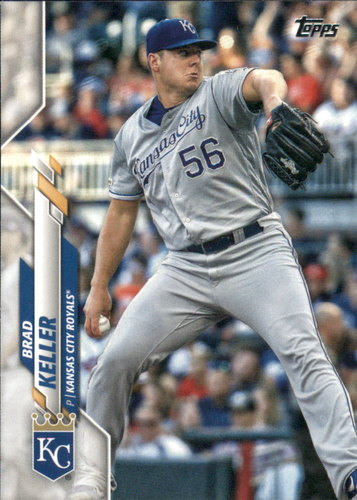 Photo of 2020 Topps #79 Brad Keller