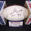 NFL - Ravens Calais Campbell signed panel ball
