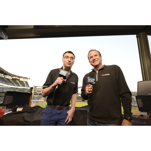 Let's Talk Baseball - Zoom Call with Jason Benetti and Steve Stone (to be executed prior to September 25, 2020)