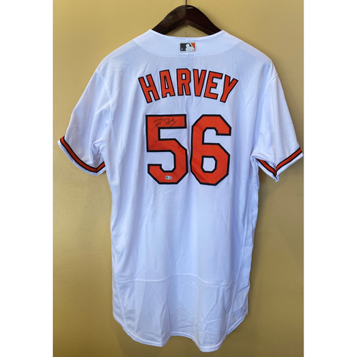 Photo of Hunter Harvey: Jersey (Autographed)