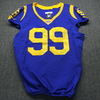 STS - Rams Aaron Donald Game Used Jersey Size 44 (12.16.18)