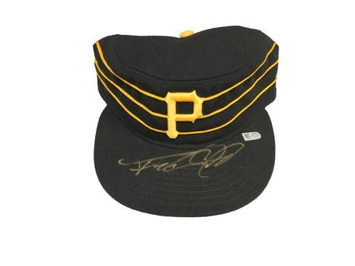 Francisco Cervelli Autographed Hat
