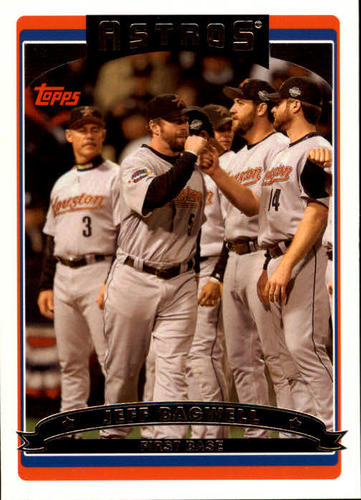 Photo of 2006 Topps #573 Jeff Bagwell