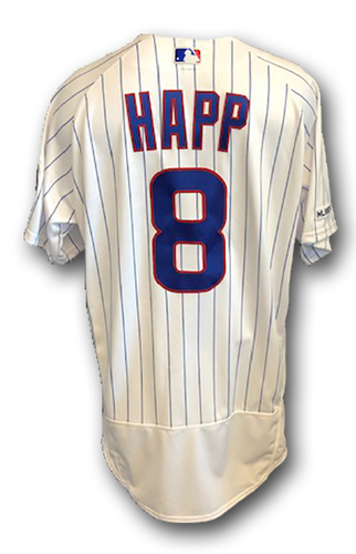 Photo of 12 Days of Auctions: Day 10 -- Ian Happ Team-Issued Jersey -- 2019 Season -- Size 44