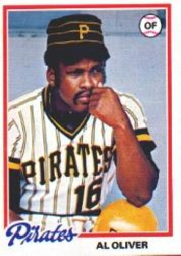 Photo of 1978 Topps #430 Al Oliver