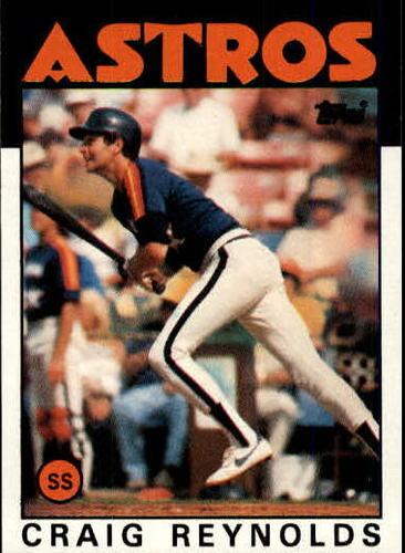 Photo of 1986 Topps #298 Craig Reynolds