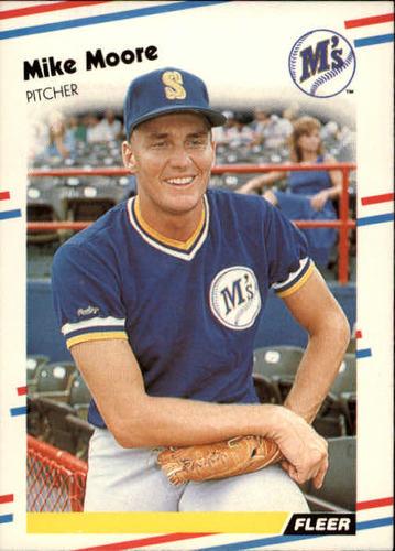Photo of 1988 Fleer #379 Mike Moore