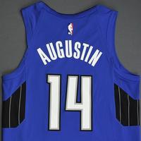 D.J. Augustin - Orlando Magic - Game-Worn Statement Edition Jersey - 2019-20 Season