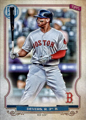 Photo of 2020 Topps Gypsy Queen #136 Rafael Devers