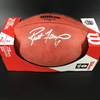 PCC - Packers Brett Favre Signed Authentic Football w/ 100 Seasons Logo