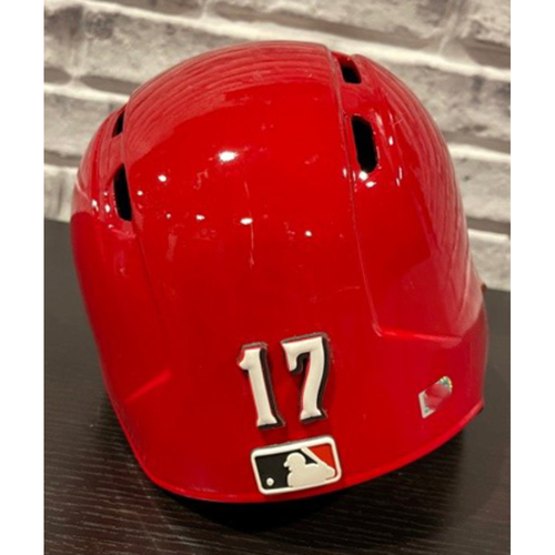 Photo of Team-Issued Helmet -- Right Ear Flap -- Size 7 1/4