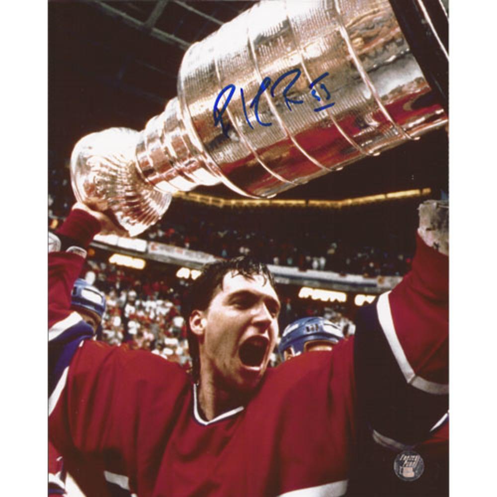Patrick Roy Autographed Montreal Canadiens 16X20 Photo