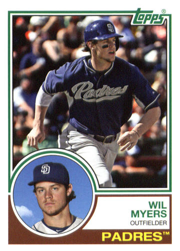 Photo of 2015 Topps Archives #216 Wil Myers