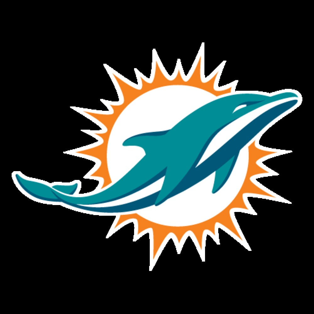 PCC - Dolphins Week 7 Ticket Package (2 Tickets + Dolphins Kenyan Drake Signed Authentic Football)