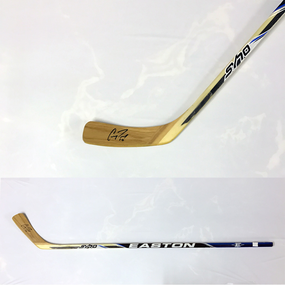 COREY PERRY Signed Easton Stick - Anaheim Ducks