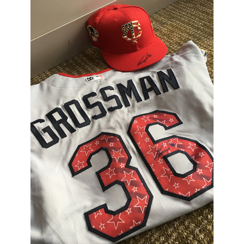 Photo of Robbie Grossman Independence Day Bundle