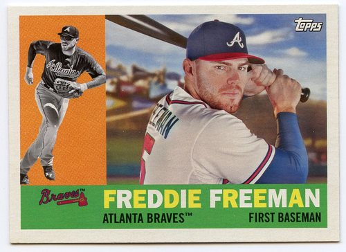 Photo of 2017 Topps Archives #53 Freddie Freeman