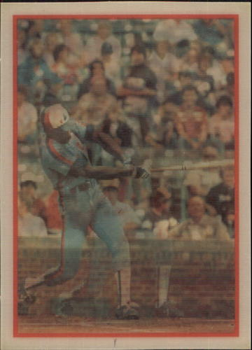 Photo of 1987 Sportflics #139 Andre Dawson