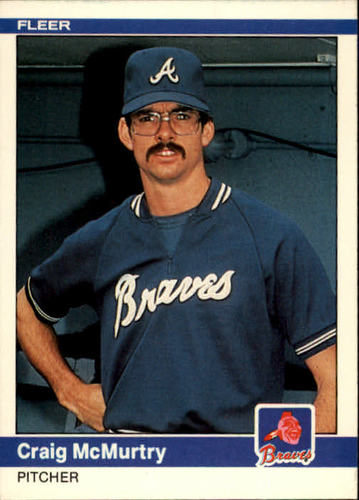 Photo of 1984 Fleer #184 Craig McMurtry