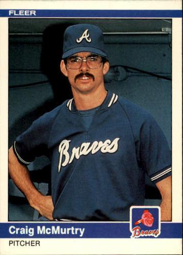 Photo of 1984 Fleer #184 Craig McMurtry