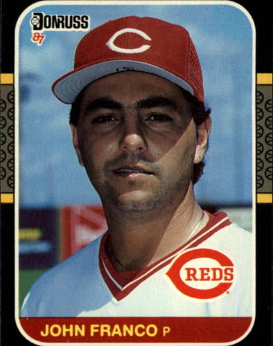 Photo of 1987 Donruss #289 John Franco