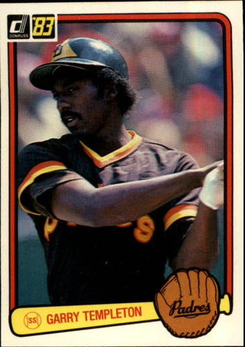 Photo of 1983 Donruss #145 Garry Templeton