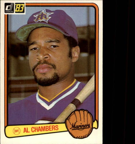 Photo of 1983 Donruss #649 Al Chambers