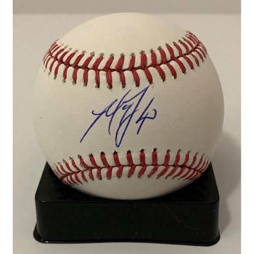 Madison Bumgarner Autographed Ball