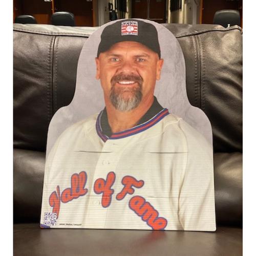 Colorado Rockies Foundation: Larry Walker 2020 Hall of Fame Cardboard Cutout