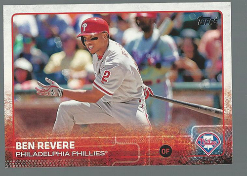Photo of 2015 Topps #123 Ben Revere