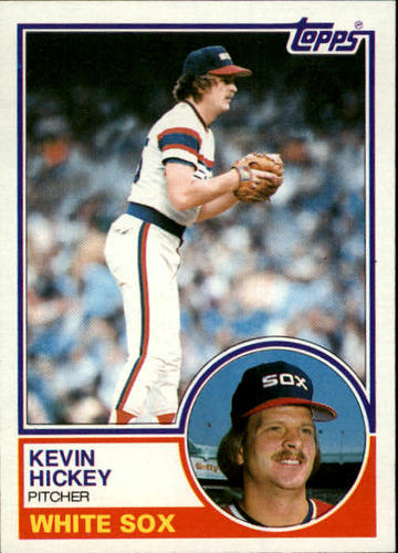 Photo of 1983 Topps #278 Kevin Hickey