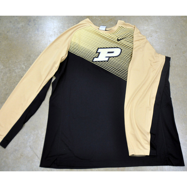 Photo of 2014-15 Nike Men's Basketball Long-Sleeve Shooting Shirt // Size 2XL