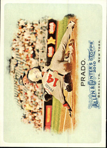 Photo of 2010 Topps Allen and Ginter #267 Martin Prado