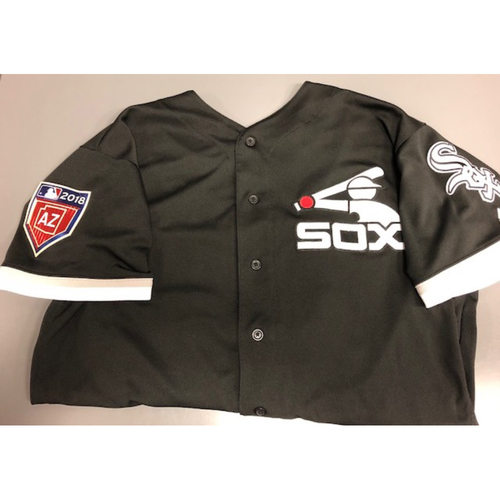 Photo of Avisail Garcia Team-Issued 2018 Spring Training Jersey - Not MLB Authenticated - Size 50