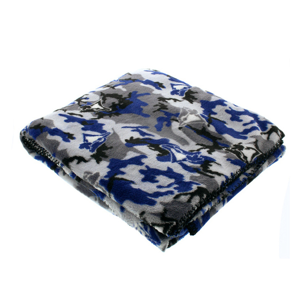Toronto Blue Jays Fleece Travel Blanket by Gertex